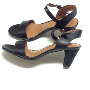 LUCKY BRAND Sandals Black Size 8